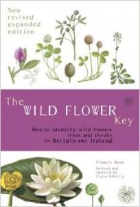 Wild flower key